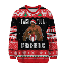 Barry Christmas - Christmas Sweater