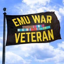 Emu War Veteran - Flag