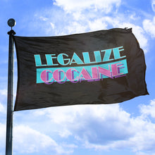 Legalize C0caine - Flag
