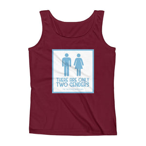 There Are Only Two Genders Women's Tank top