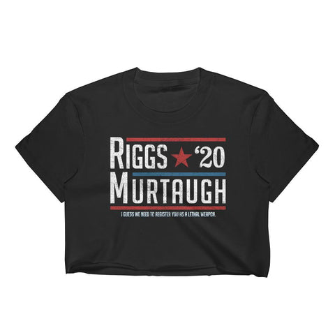 Riggs & Murtaugh - 2020 - Women's Crop Top