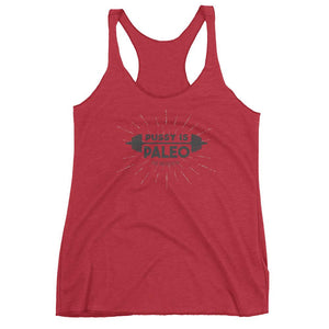 Pussy Is Paleo - The Meredith - Women's tank top