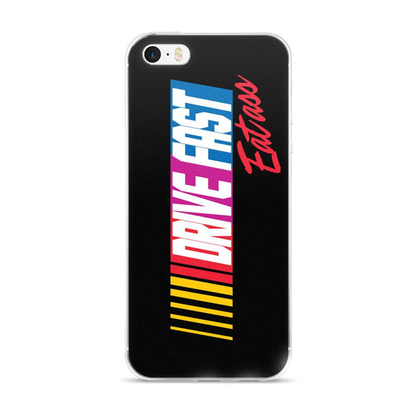 Drive Fast, Eat A$$ - iPhone Case
