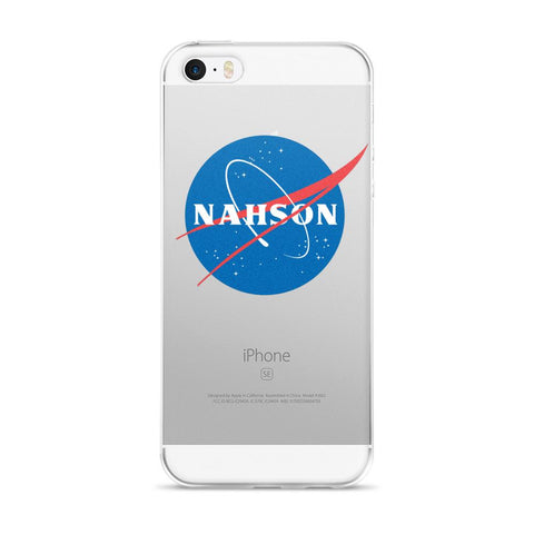 Nahson - Nasa - iPhone Case