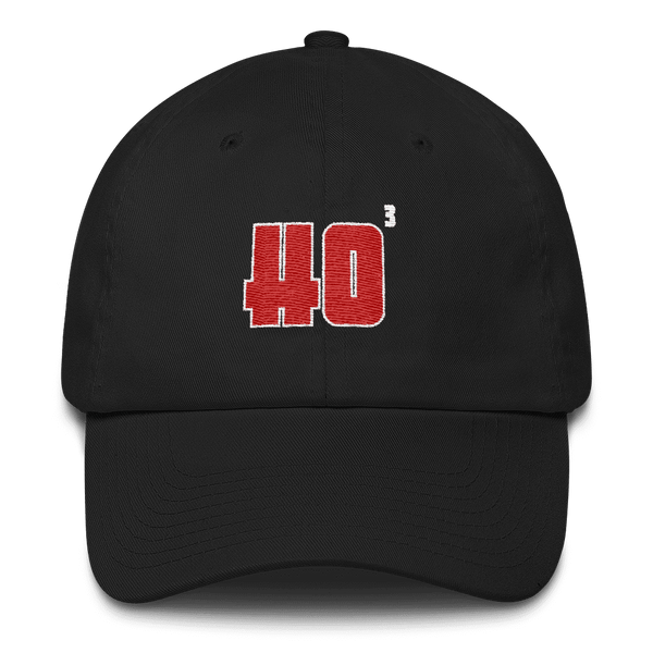 Ho To The Third Power - Dad Hat