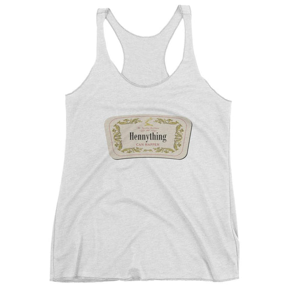 Hennything Can Happen Women's tank top