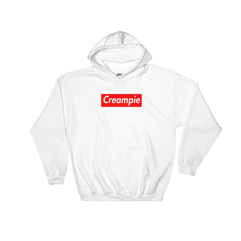 Creampie - Hooded Sweatshirt