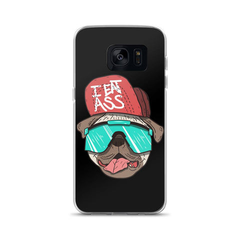 I Eat Ass Pug - Samsung Case