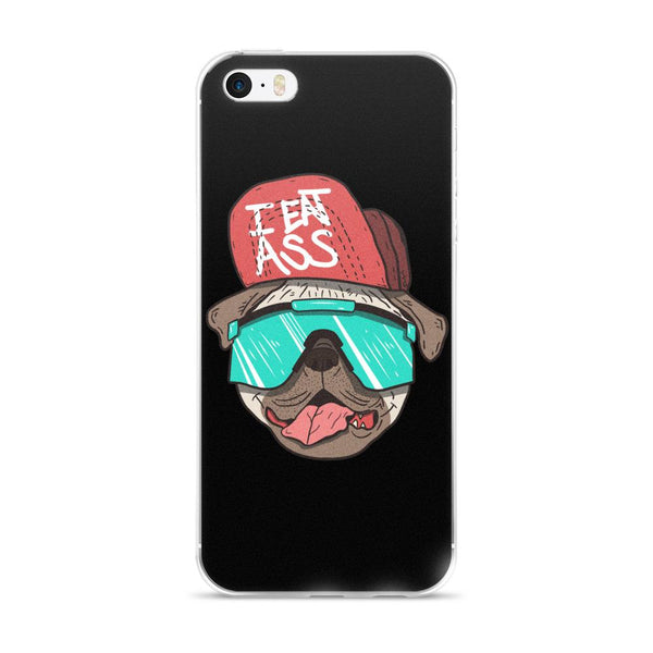 I Eat Ass Pug - iPhone Case