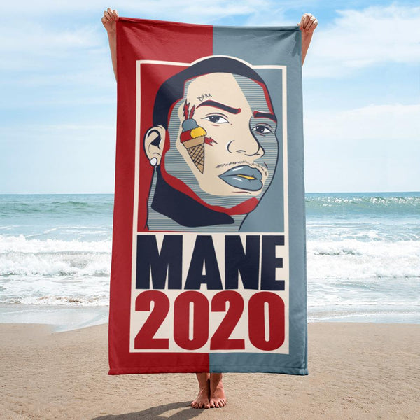 Gucci Mane For President - Beach Towel