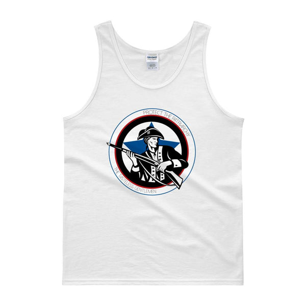 PROTECT THE PATRIARCHY!! Tank Top