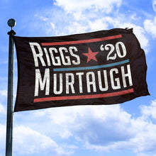 Riggs Murtaugh - Flag