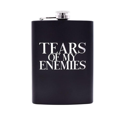 Tears Of My Enemies - Flask