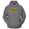 Stop Wh0res - Exterminate All Thots - Hoodie