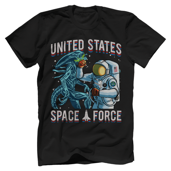 Space Force: Alien Punch (parody)