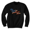 The Tasteless Gentlemen Show - American Flag - Sweatshirts