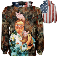 Bubbles Cats - Hoodie