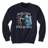 Space Force: E.T. Alien Patrol (parody) - Sweatshirts