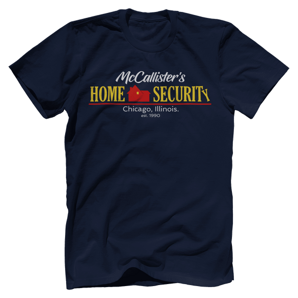 McCallister's Home Security - Home Alone