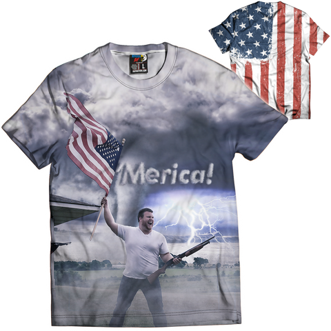 This Is Merica! Tee