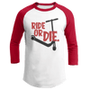 Ride Or Die. - Scooter - Baseball Tee