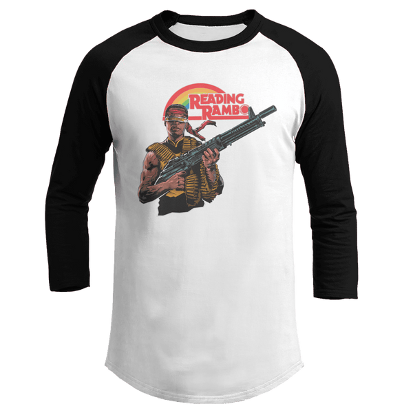 Reading Rambo - Baseball Tee