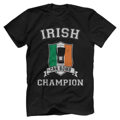 Irish Car Bomb Champion