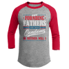 Our Founding Fathers Didn't Wear Condoms So Neither Will I - Baseball Tee