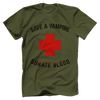 Save A Vampie, Donate Blood