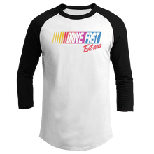 Drive Fast Eat A $$ - Baseball Long Sleeve Tee