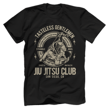 The Tasteless Gentlemen Jiu Jitsu Club