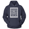 Dinosaur Kale And Respecting Women Hoodie