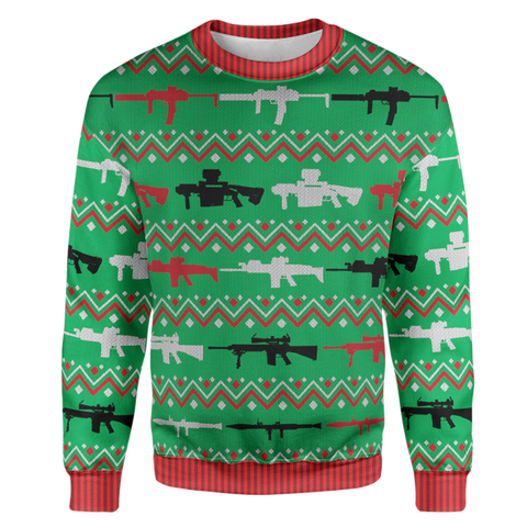 Gats Christmas Sweater
