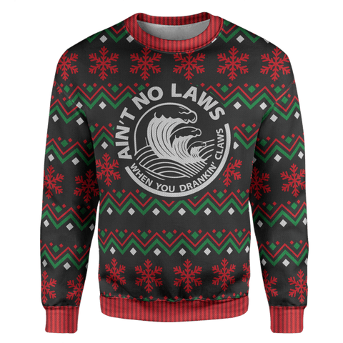 Christmas Claws Christmas Sweater