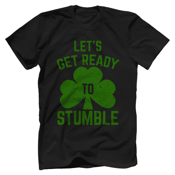 Let's Get Ready To Stumble