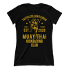 Tasteless Gentlemen Muay Thai Kickboxing Club