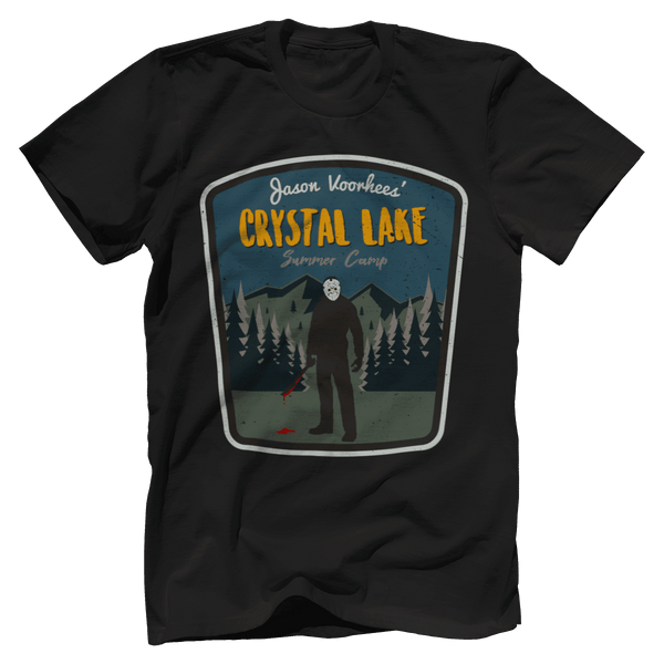 Jason Voorhees' Crystal Lake Summer Camp