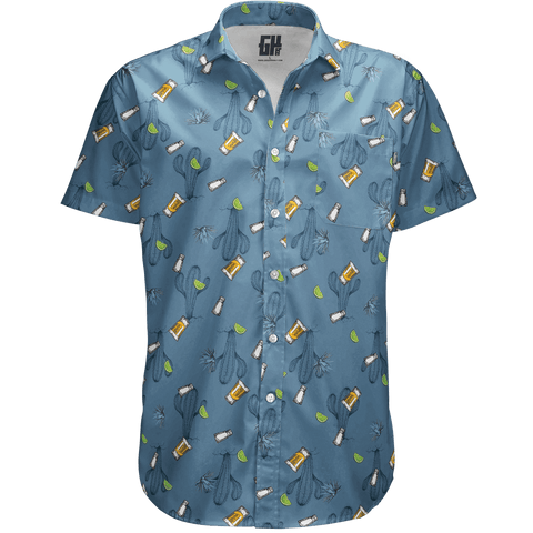 Agave - Button Down