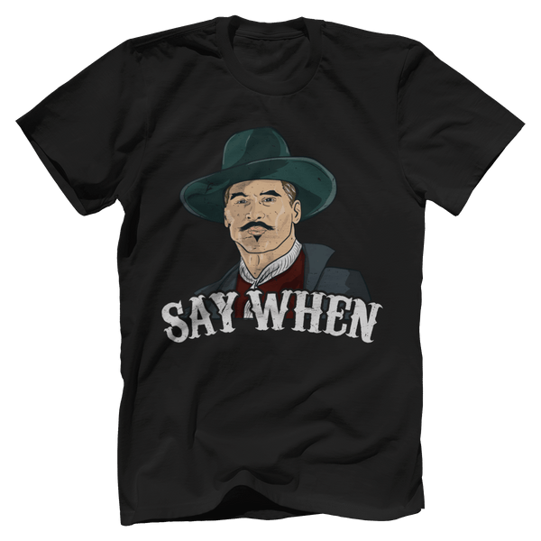 Doc Holliday - Say When