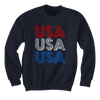 USA - Red, White, Blue - Sweatshirts
