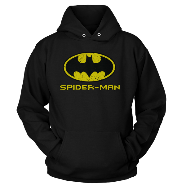 Spider-Man - Batman Parody - Sweatshirts