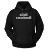 Hello Handsome - Backwards - Hoodie