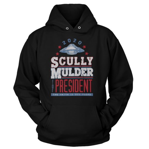 Scully & Mulder For President - Sweatshirts
