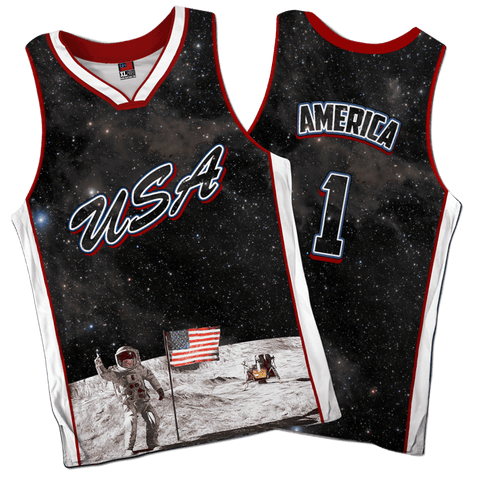 Team USA Galaxy Jersey