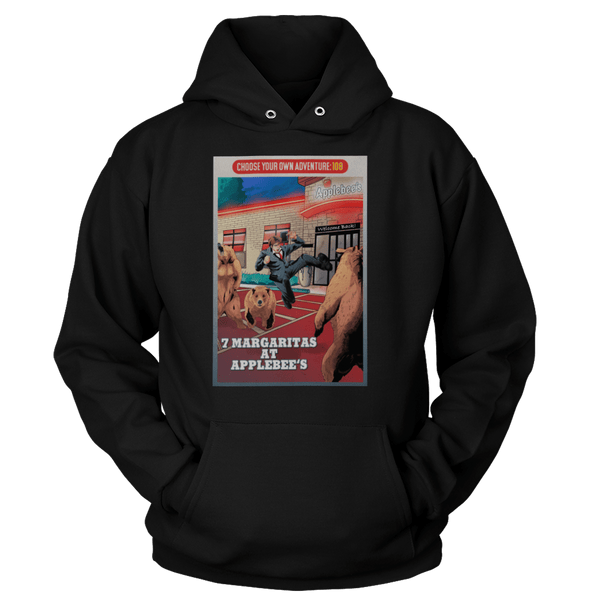 7 Margaritas at Applebee's - Sweatshirts