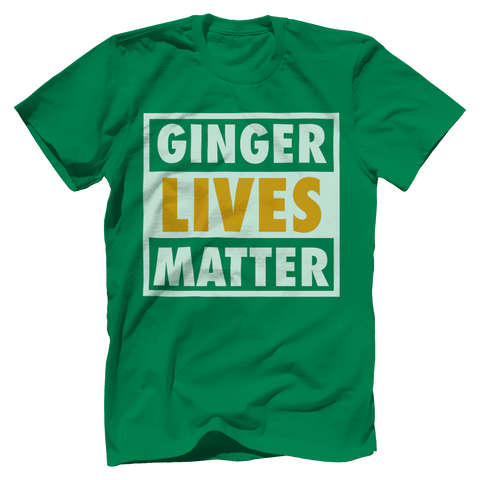 Ginger Lives Matter
