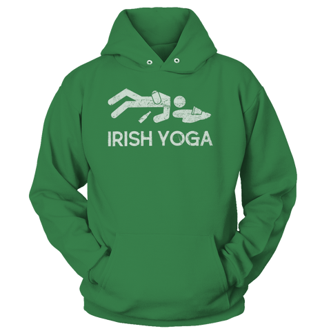 Irish Yoga V2 - Sweatshirt