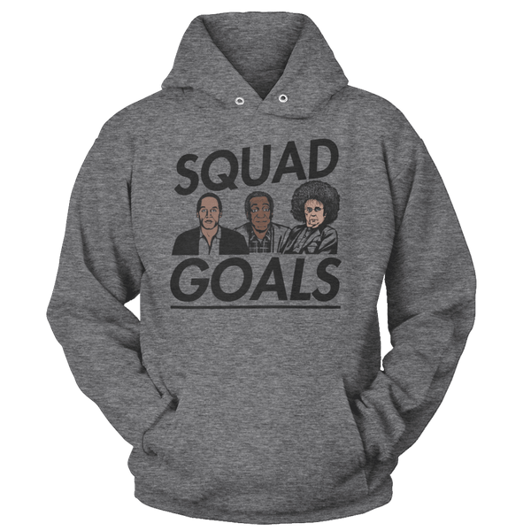 Squad Goals. OJ - Cosby - Spector - Hoodie