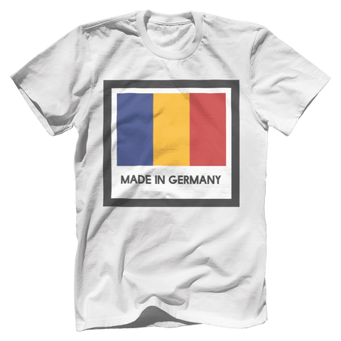 Made In Germany - Chad Flag