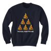 The Real Pyramid - Pizza - Sweatshirts